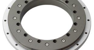 lubrication-free polymer slewing ring bearings