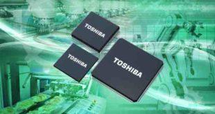 Toshiba expands 32-bit microcontroller line-up