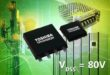 Two new 80V N-channel power MOSFETs