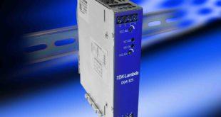 DC input DIN rail power supplies