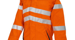 Lightweight arc flash-resistant clothing helps keep workers cool during warmer months