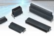 Board-to-board connectors tested to 3Gbits/s operation