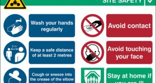 COVID-19: download free safety signs