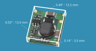 Surface mount, non-isolated Dc-Dc converter offers extreme efficiency at a low cost