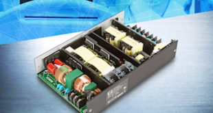 600W fan-less AC-DC power supply for medical and industrial applications