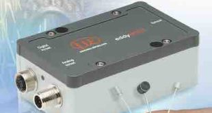 Robust eddy current controller is designed for use with miniature eddy current sensor range