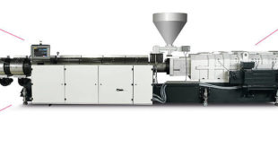 360-degree solution for plastics injection moulding and extruder machines