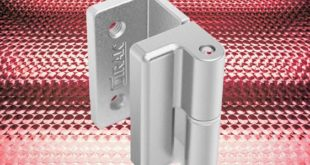 Corrosion-resistant stainless hinge