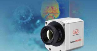 The new thermoIMAGER TIM QVGA-HD-T100 infrared camera is supplied with a certificate of calibration that validates temperature measurements made against a traceable 35°C temperature reference source (black body)