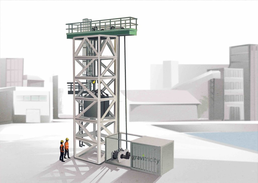 Gravitricity sets sights on Leith for £1 million energy storage demonstrator