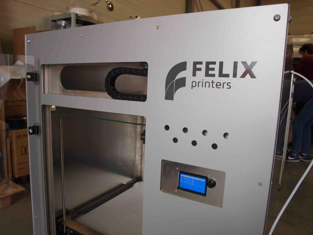High temperature 3D printers
