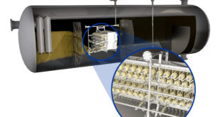 Crude oil separation equipment becomes electric