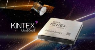 20nm space-grade FPGA for satellite and space applications