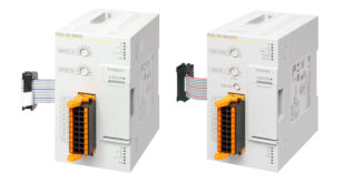 Safety modules extend compact PLC