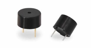 Indicator buzzers feature tight frequency tolerances