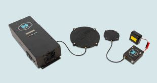 Wireless charging solutions increase battery life of robot fleets