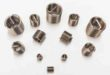 Wire thread inserts for high-strength threads in soft materials