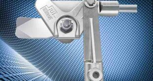 Multi-point locking ensures uniform sealing, resists unauthorised opening of large cabinets