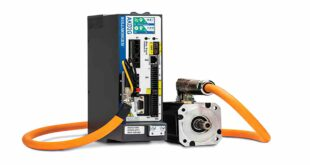 Servo drive and motor package increases performance and minimises footprint