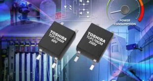 Photorelays with low trigger current contribute to low power consumption