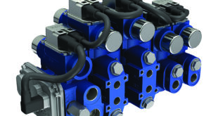 Mobile valve section increases design flexibility