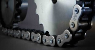 Chain copes with abrasive and dusty conditions