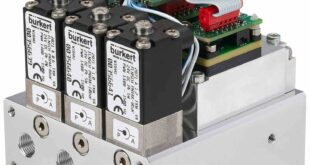 Gas flow controller enables modular multi-channel customisation