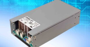 600W medical and industrial power supplies with integral fan for simplified cooling