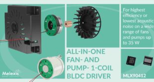 Single coil fan and pump driver IC