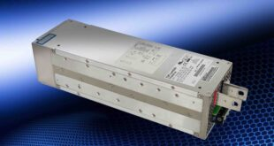 48V 4kW power supply accepts an industrial 350 to 528Vac 3-phase delta or WYE input