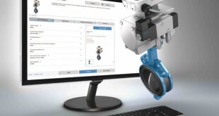 Configurator saves time and effort when selecting and ordering process valves
