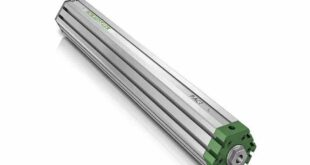 Electromechanical linear actuators offer improved energy balance