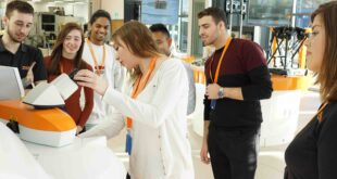 Renishaw recruits UK graduates for more than 70 places