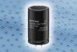Aluminum electrolytic capacitors