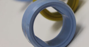High-performance seals for butterfly valves