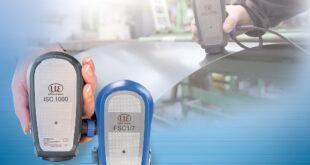 CFRP: portable gauges enable high precision, non-destructive coating thickness measurements
