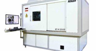 Non-destructive inspection of large components