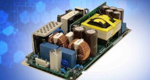350W convection cooled medical power supplies have up to 1,000W peak power capability