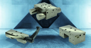 Clamping elements are aimed at machine builders