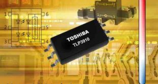 Photovoltaic-output photocoupler with increased open voltage for isolated solid-state relays