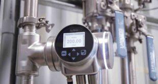 Hygiene, accuracy for pharma-grade water flow measurement