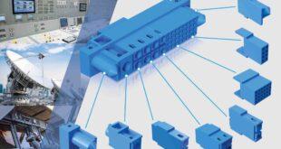 Modular power/signal connectors