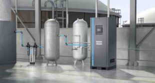 On-site oxygen generation means 30% increase in efficiency plus 70% extra energy savings