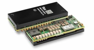 Switched capacitor intermediate bus converter