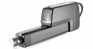 Linear actuator increases duty cycle and lifetime for use in tough environments