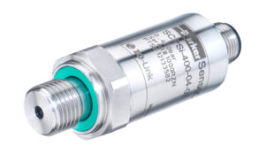 Pressure sensor with IO-Link functionality for usage within smart Internet of Things applications